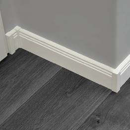 Fußleisten Weiß sockelleisten und zubehör für ihren parkett oder laminatboden